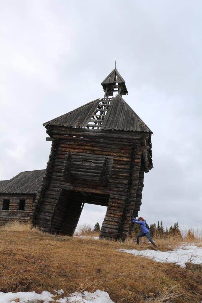 Маршрут выходного дня: Первоуральск-Билимбай-Каменка