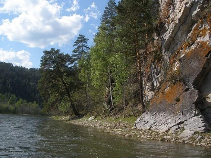 Сплав по реке Большой Инзнер