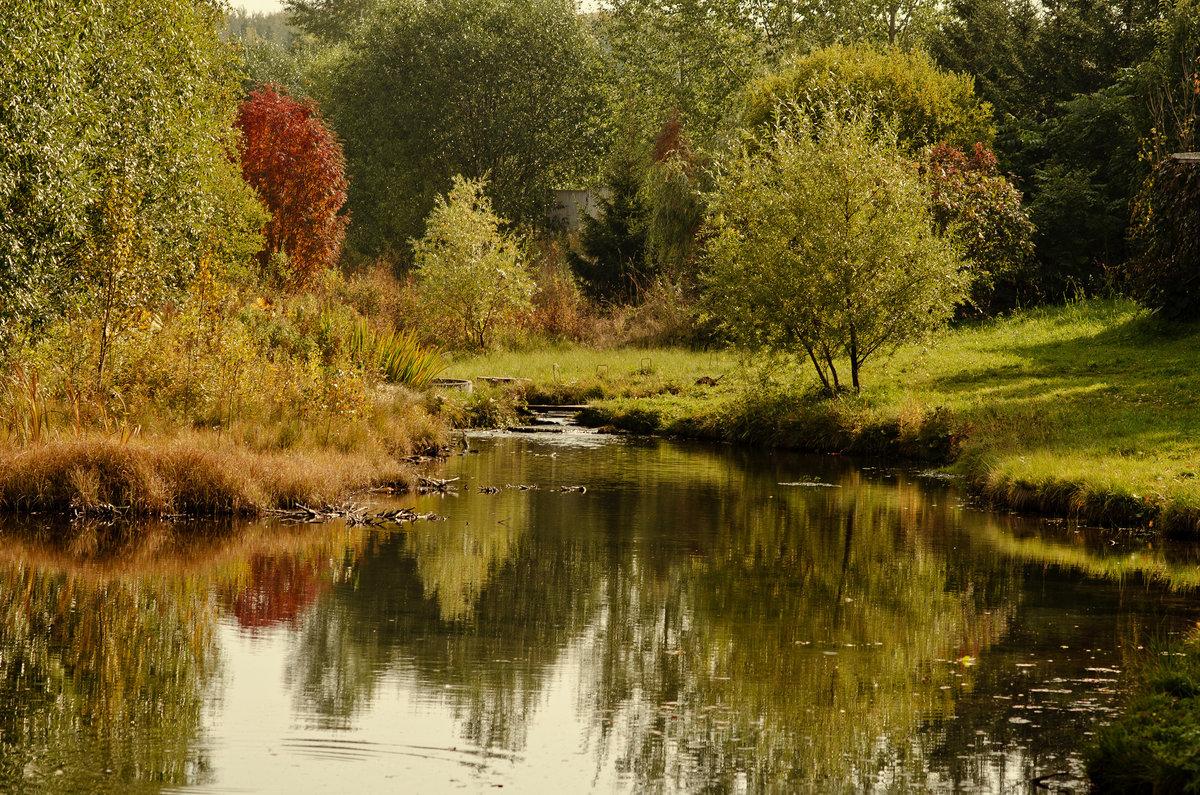 Ботанический сад Демидова, Соликамск, Пермский край