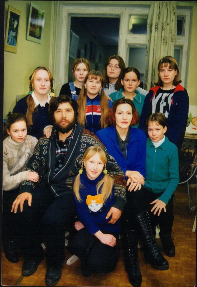Художник Виктор Бунаков