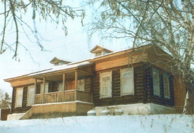 Дом В.П. Точисского в Белорецке