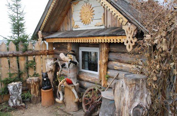 В гостях у Виталия Черепанова. Волшебный дом в поселке Висим. Достопримечательности Свердловской области