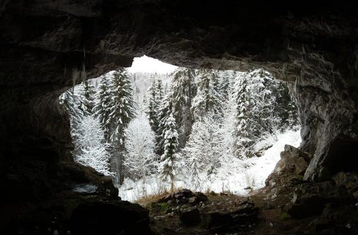 Анюшкина пещера