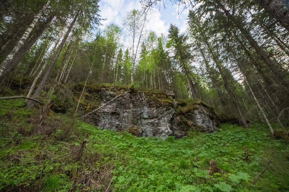Чаньвинские пещеры, Пермский край
