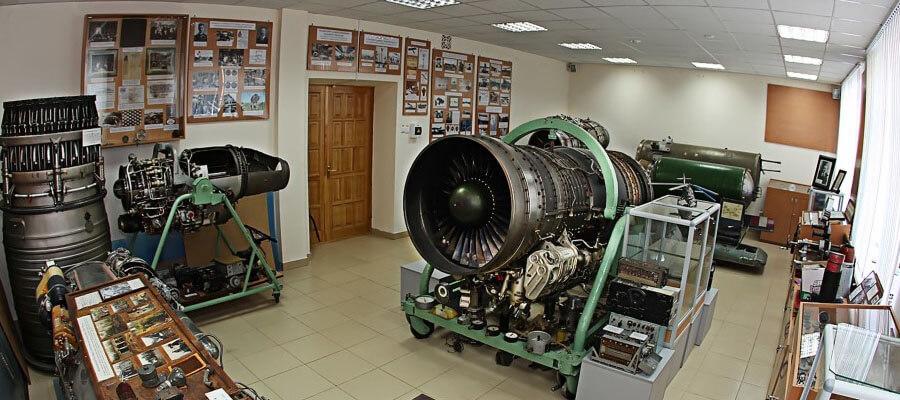Музей Тюменского индустриального университета