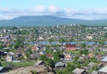 Поселок Черноисточинск