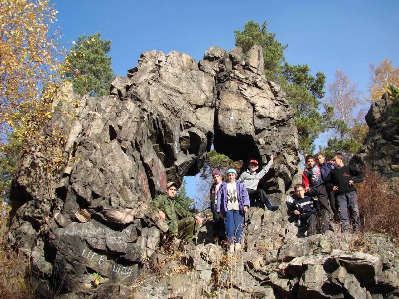 Гора Дыроватик