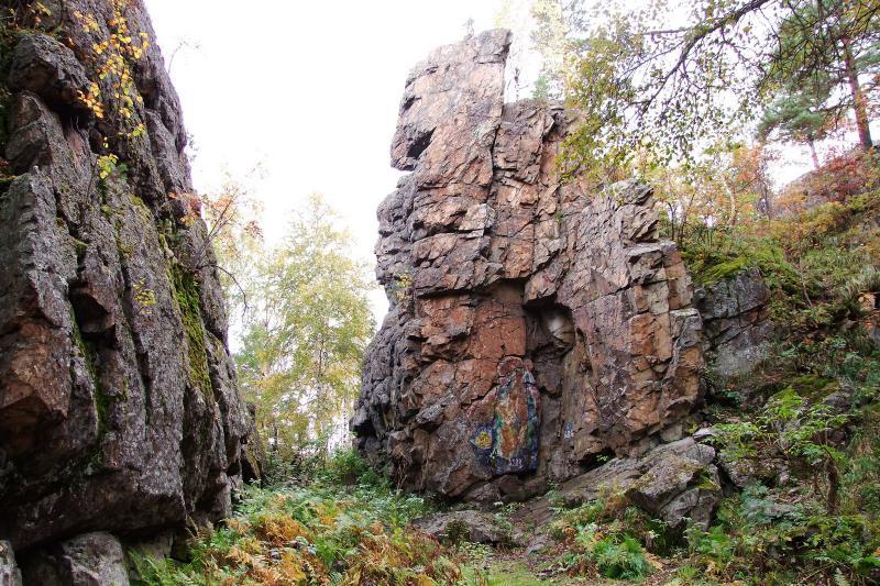 «Чистый Урал»: Гора Азов