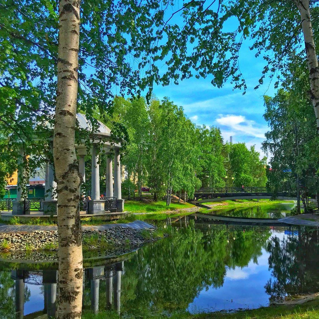 Парк имени Бориса Лосева