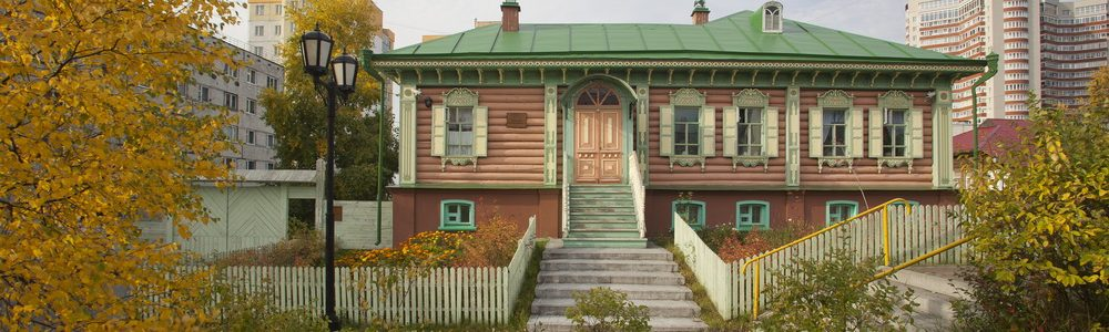 Дом купца Клепикова