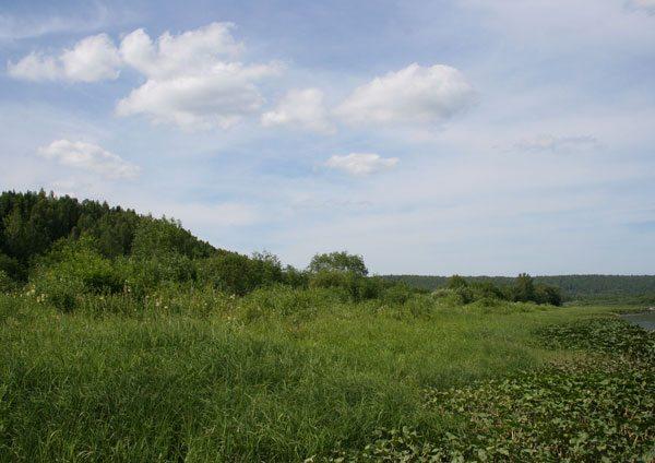 Усть-Утка (левобережная часть)