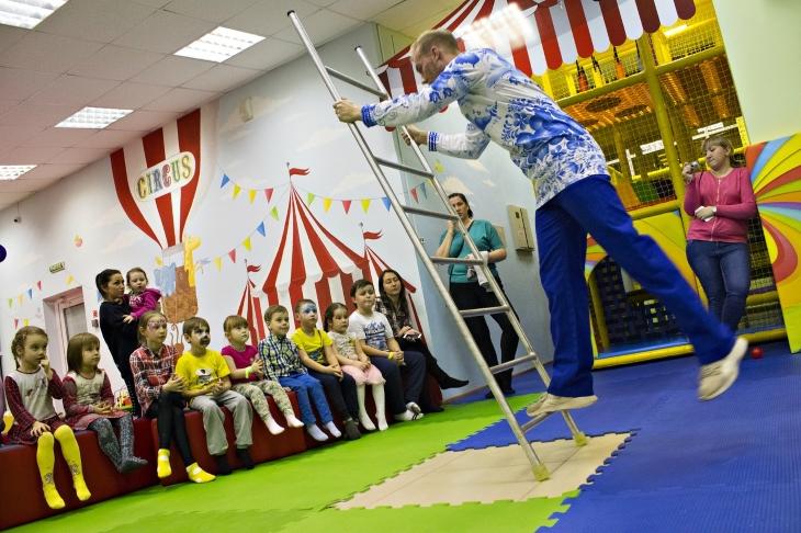 В Перми открылся первый «контактный цирк»