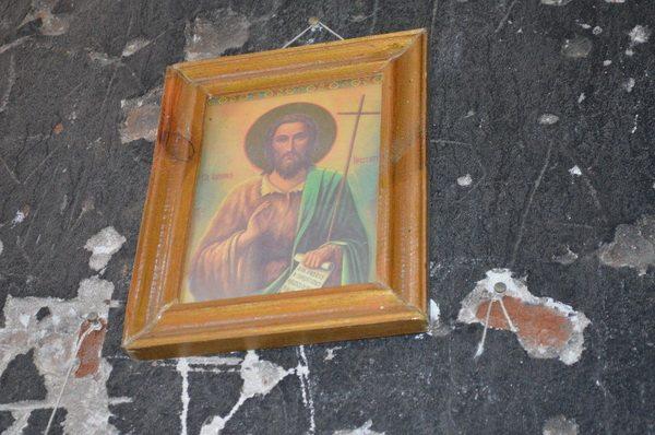 Село Рыбниковское и Церковь Тихвинской иконы Божией Матери