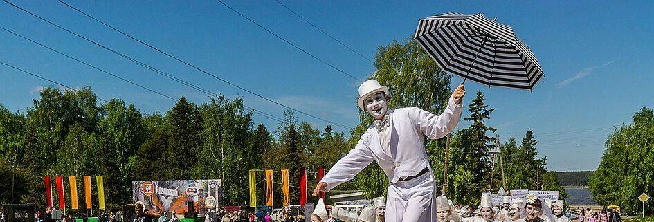 Ежегодный фестиваль «Театральная пестрядь» в Ильинском районе