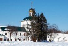 Далматовский Успенский монастырь