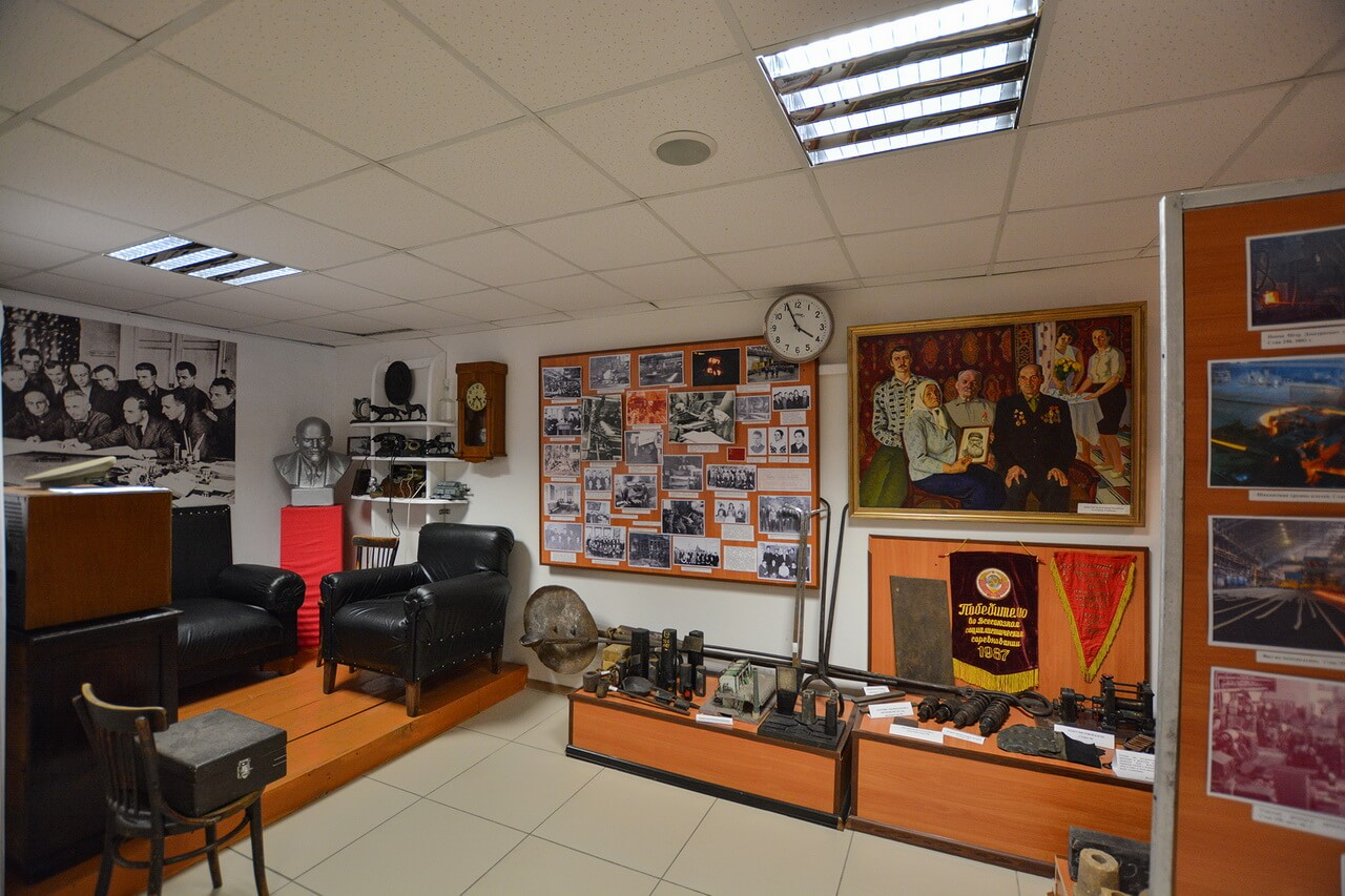 Музей «Демидов-центр» в Нижних Сергах