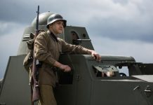 День танкиста, Нижний Тагил, Свердловская область