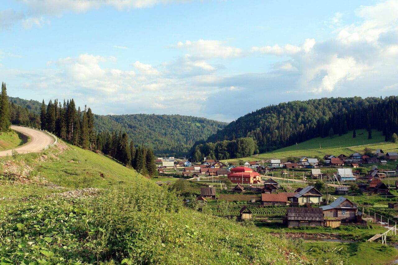 Деревня Бриш, Башкортостан