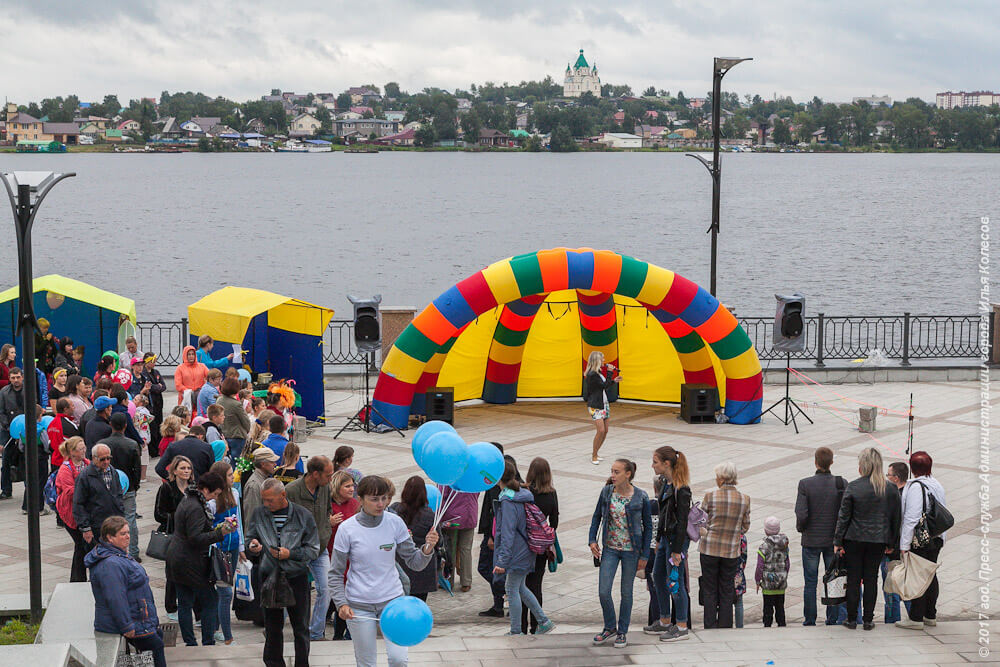 День города, Нижний Тагил, Свердловская область