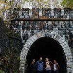 Дидинский тоннель, Свердловская область, Осень на Урале