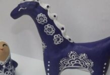 Оренбургская область, Акбулак, малые города, интересное на Урале, история Урала, Акбулакская глиняная игрушка, уральские мастера