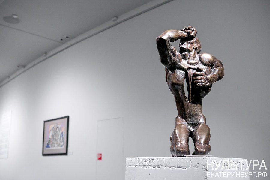 Дни Эрнста Неизвестного в Арт-галерее Ельцин Центра