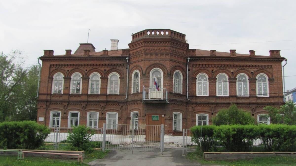 Особняк Поклевских-Козелл, Талица, Свердловская область