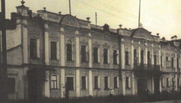 Дом Симонова