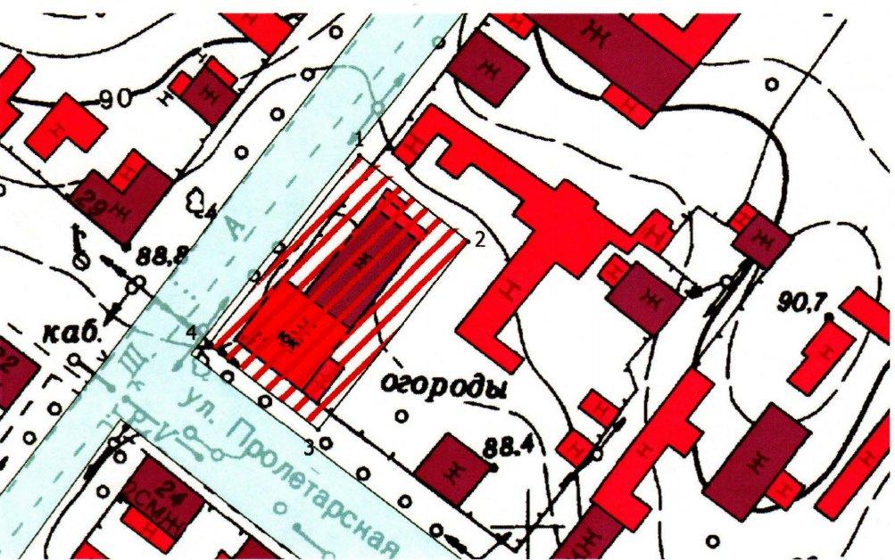 В Камышлове утвердили границы здания, где работал Павел Бажов