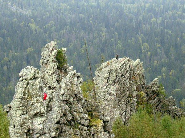 Гора Еранина Деревня