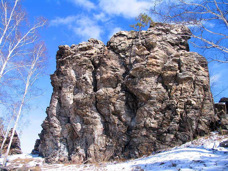 Гора Большой Камень, Челябинская область