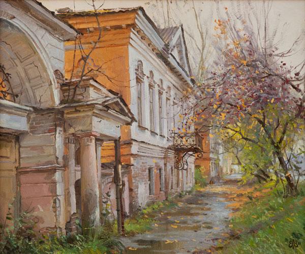 «Уральские художники»: Алексей Ефремов
