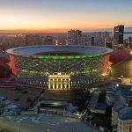 Центральный стадион, Екатеринбург Арена, Екатеринбург, Чемпионат мира по футболу 2018