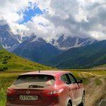 Автомобильное путешествие из Екатеринбурга в Турцию через Грузию