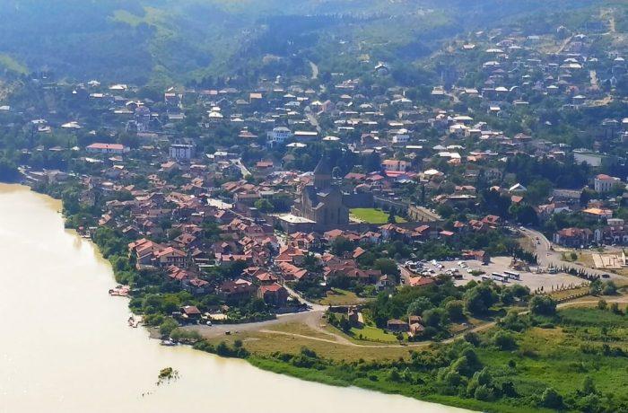 Город Мцхета