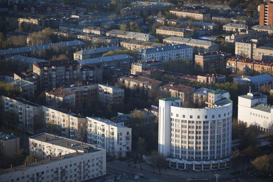 Советская утопия: эпоха конструктивизма в Екатеринбурге