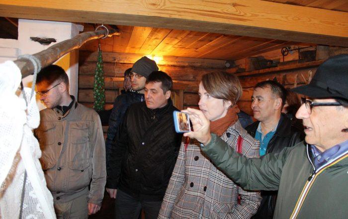 Гостевой тур Сыктывкар – Выльгорт – Ыб – Финно-Угорский этнопарк
