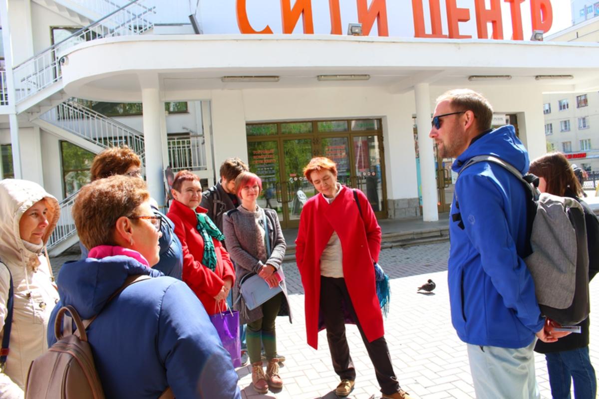 Фестиваль экскурсий от «Школы городских маршрутов»