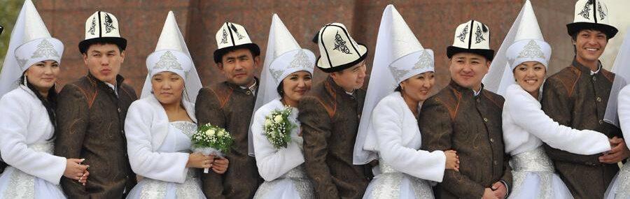Свадебные традиции народов Оренбуржья: казахская свадьба в городе Гае