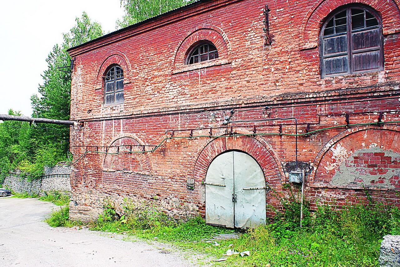 Сибирская бумажная фабрика