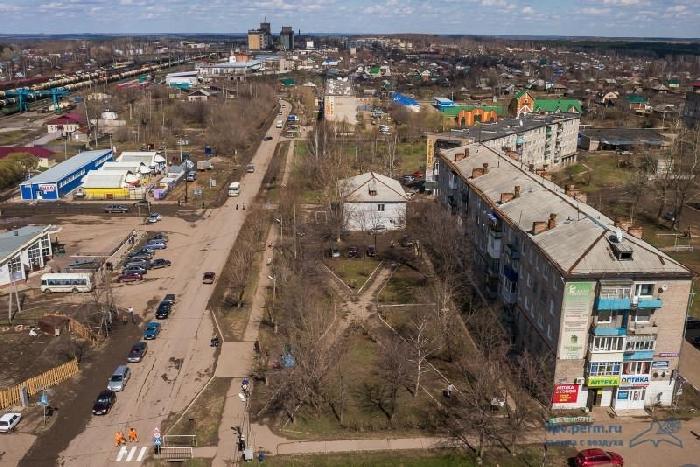 Малые города 2020: Верещагино — интерактивная карта