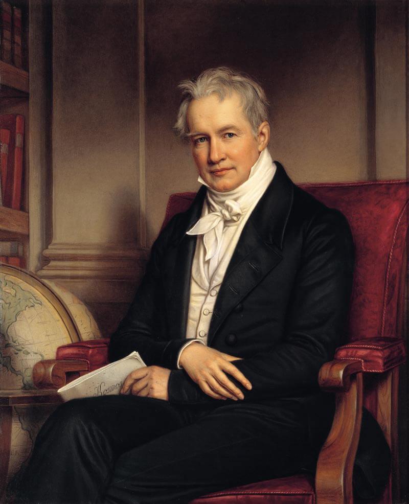 Барон Александр фон Губмольдт