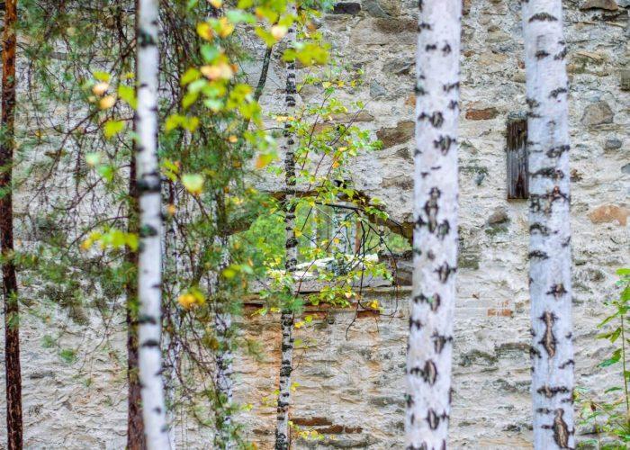 Французский замок, Французская горка, Ильменский заповедник, Челябинская область, Южный Урал