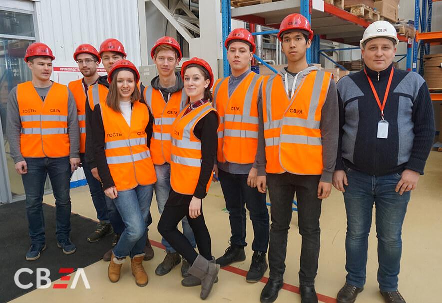 Промышленные туры на Урале: опыт компании СВЭЛ