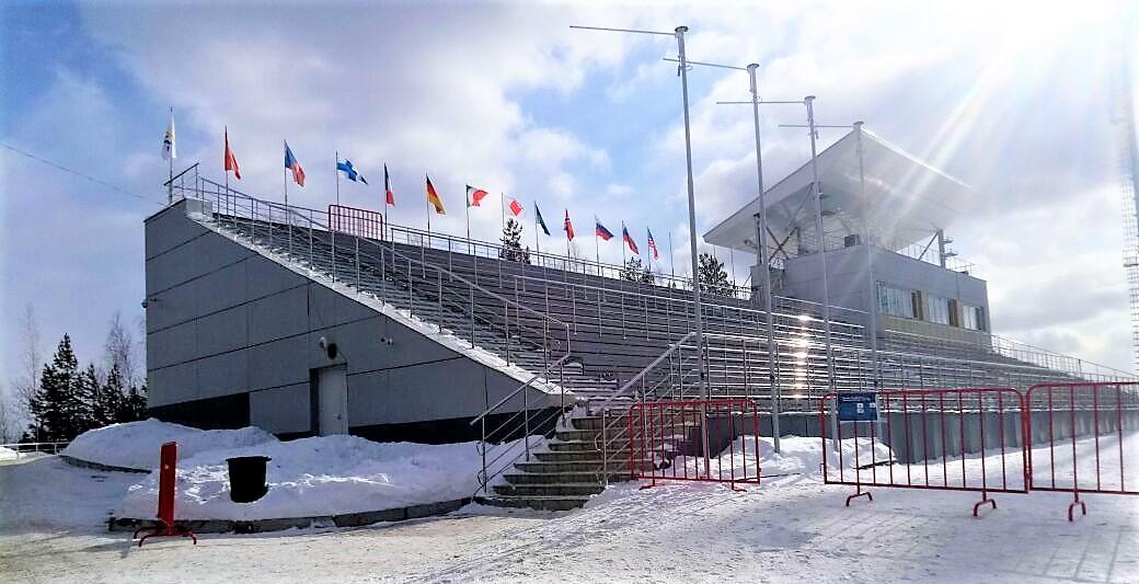 Гора Долгая, горнолыжный комплекс, Свердловская область