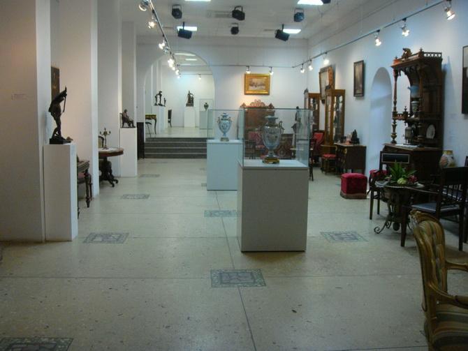 Выставочный зал г. Перми, Зеленая Линия Перми, Пермь, Пермский край