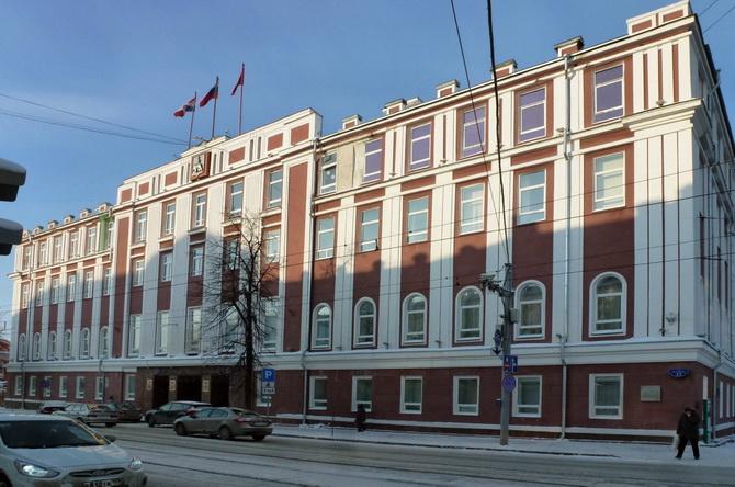 Губернская казенная палата, Зеленая Линия Перми, Пермь, Пермский край