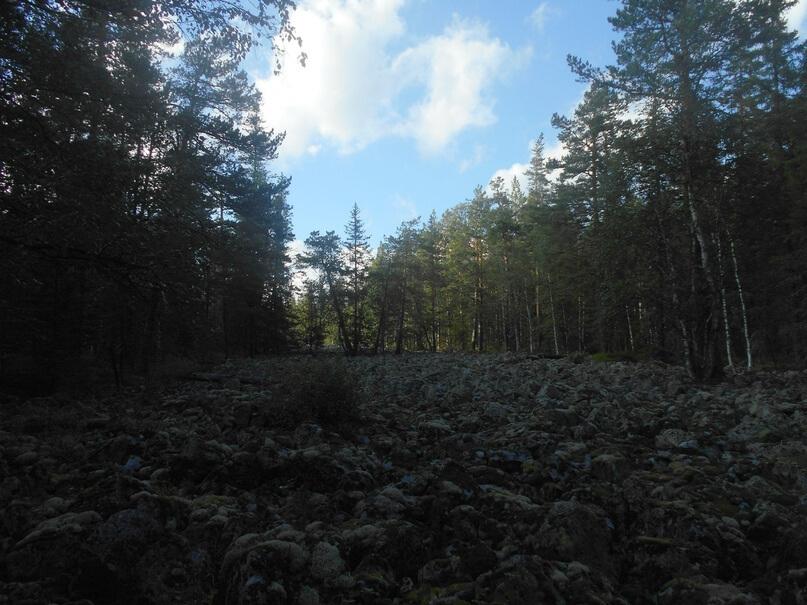 Гора Большой Кумардак, Башкортостан, Башкирия, Южный Урал