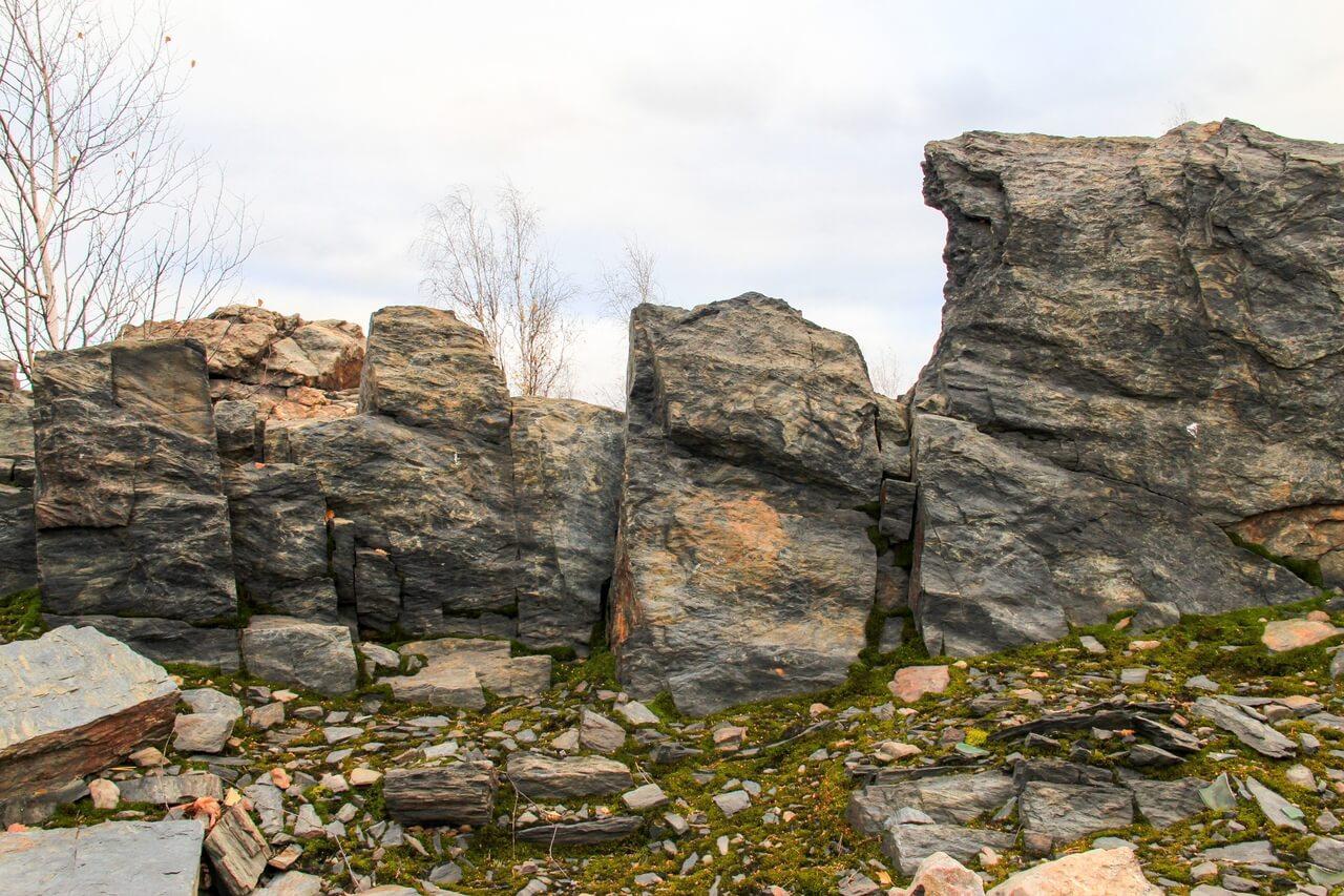 Гора Караульная, Первоуральск, Свердловская область