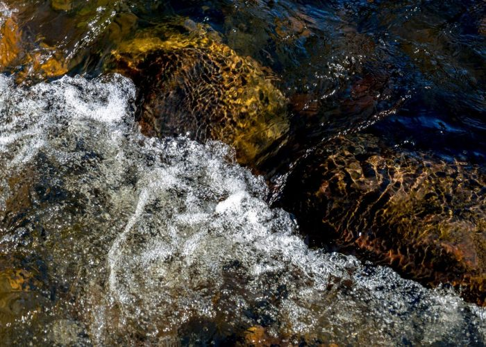 Река Большая Тесьма, Таганай, Челябинская область